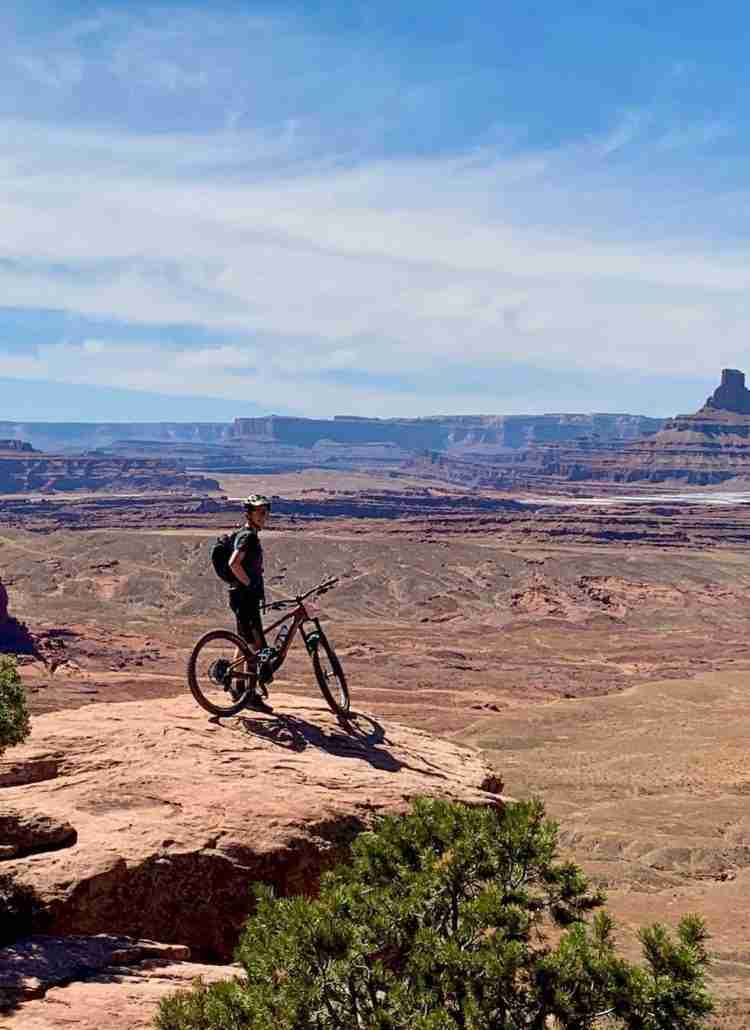 Captain Ahab is one of Moab's most iconic mountain bike trails. Learn more about riding Moab's Captain Ahab in this trail guide.