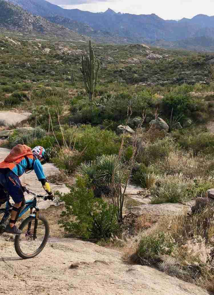 Discover the best Tucson mountain biking. From flowy singletrack to epic backcountry rides, there is outdoor adventure for every rider.