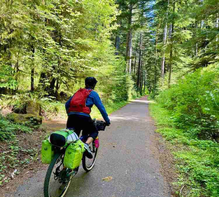 Curious about long-distance bikepacking, but not sure what to expect? Read my best tips to help you prepare for your first long-distance trip