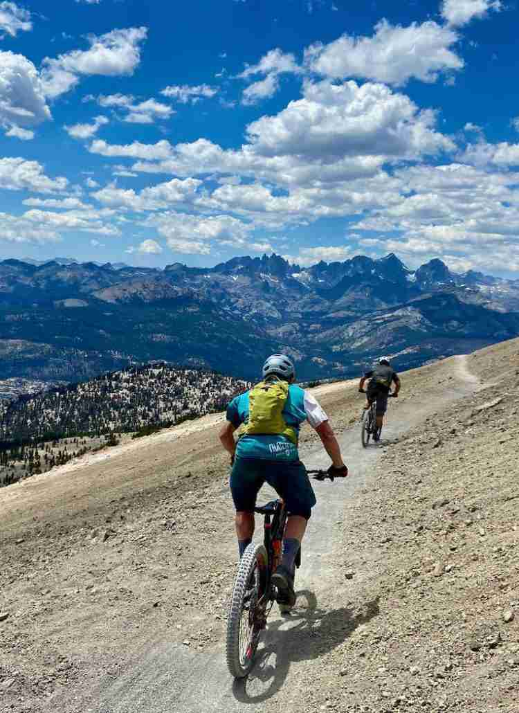 Mammoth Mountain Bike Park is one of the best bike parks in the US with over 80 miles of trail and epic views. Start planning your next trip!