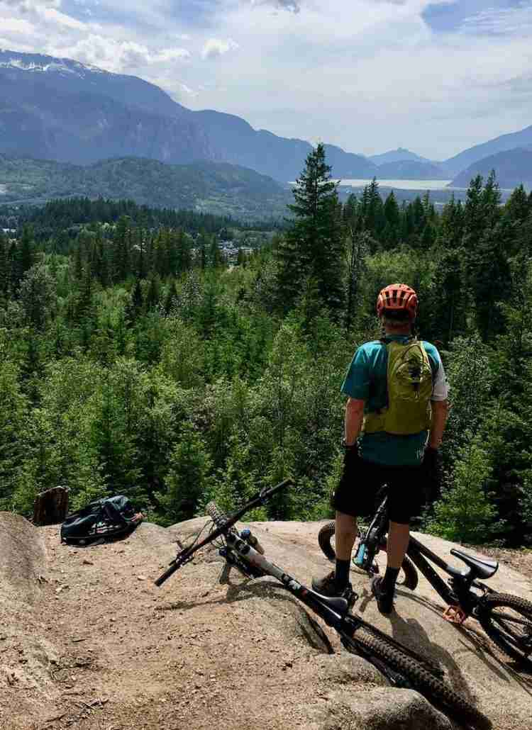 Discover the best Squamish mountain biking trails how to link them up in this complete guide to mountain biking in Squamish, BC.