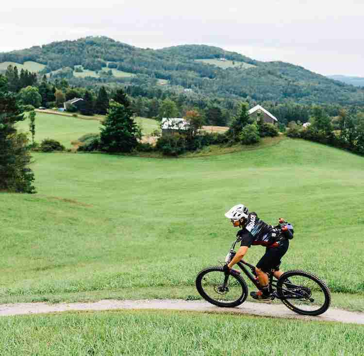 Learn the best tips about mountain biking the Kingdom Trails in East Burke, Vermont including the best trails, how to link them up, & more.