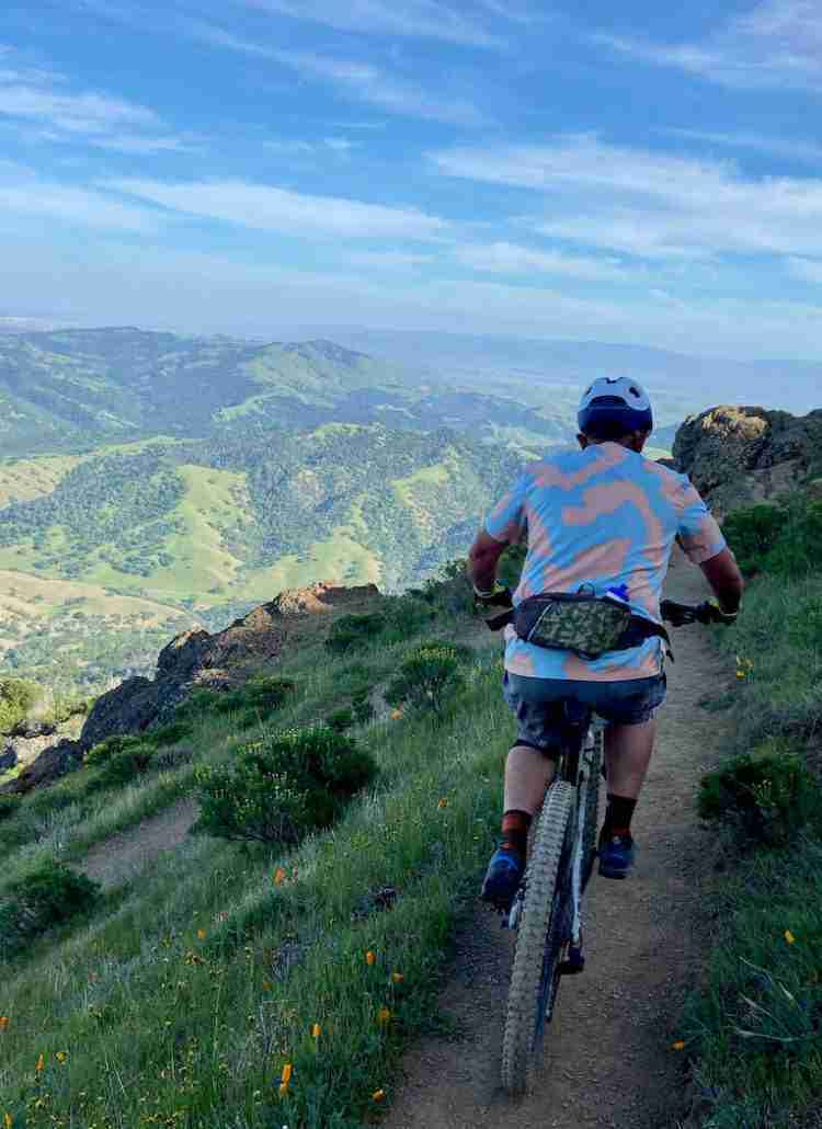 Learn about the top Bay Area mountain biking trails around San Francisco that offer great views, fun flow, and an escape from the city