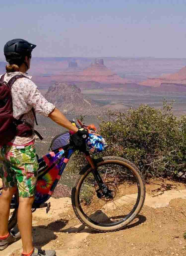 Learn everything you need to know about the San Juan Hut System Telluride To Moab mountain bike ride in this complete planning guide.