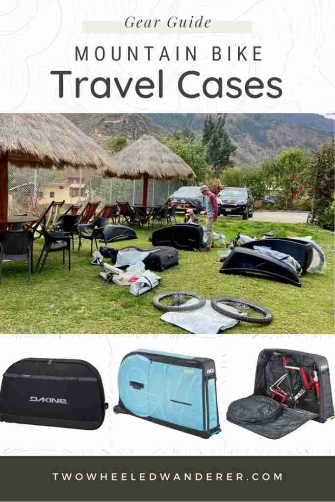 Discover the best mountain bike travel cases & packing tips to transport your mountain bike safely and easily to your travel destinations.