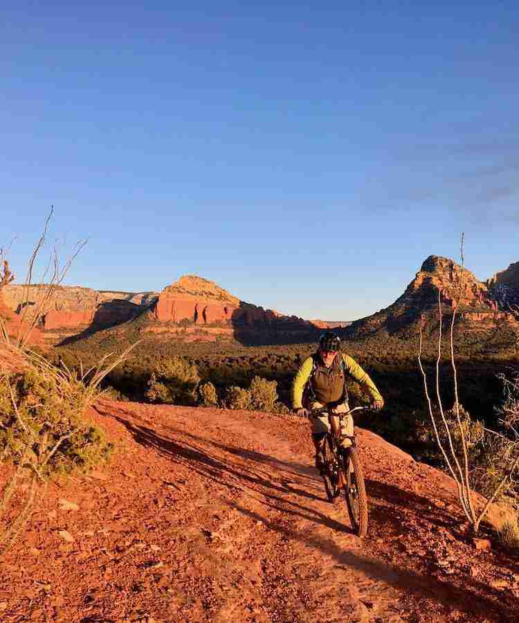 Arizona mountain biking is some of the best in the US from red rock riding in Sedona to beautiful desert trails in Phoenix. Learn more here!
