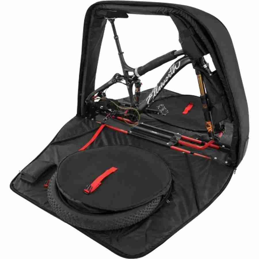 Discover the best mountain bike travel cases & mountain bike bags to transport your bike safely and easily to your travel destinations.